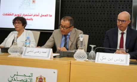 Le Conseil économique, social et environnemental tire la sonnette d'alarme