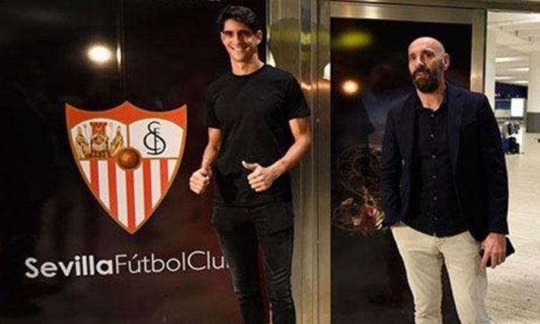Yassin Bounou prêté au FC Séville