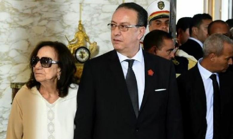 Elégante et discrète, elle n'aparaissait que rarement en public, contrairement aux premières dames de la Tunisie post-indépendance. Ph. DR