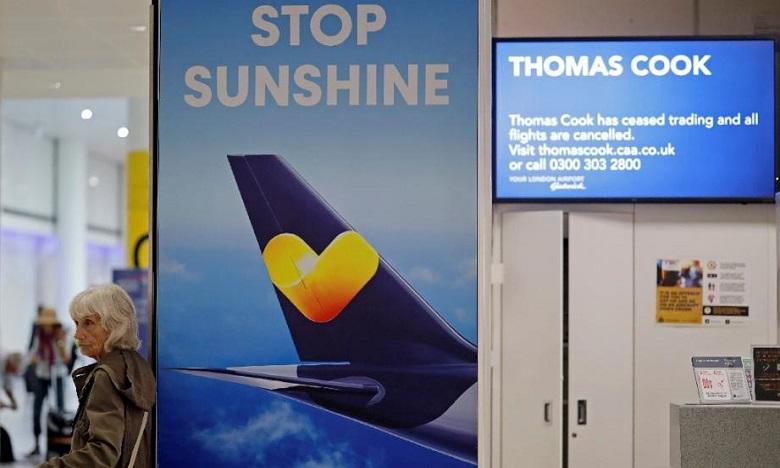 Affaire Thomas Cook : C'est parti pour le rapatriement des touristes du Maroc