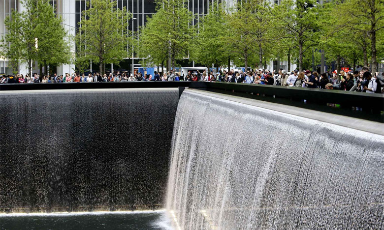 Dix-huit ans après, New York et ses habitants pansent toujours leurs plaies