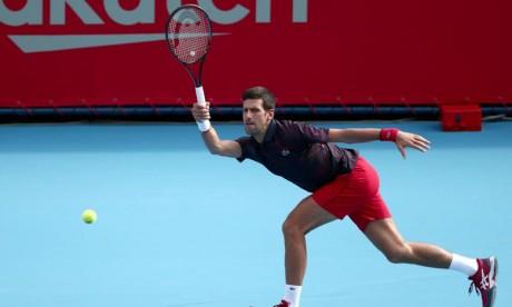 Classement ATP : Djokovic toujours aux commandes