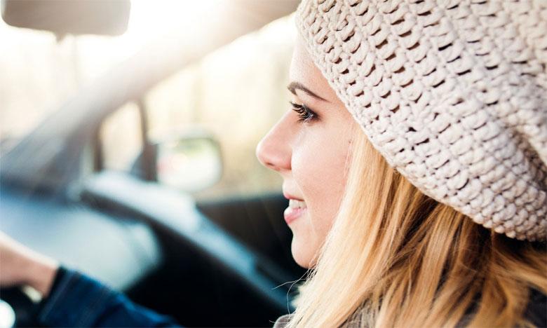 Beaucoup d'automobilistes trouvent la solitude du trajet relaxante et se donnent le temps de bien planifier leurs journées.