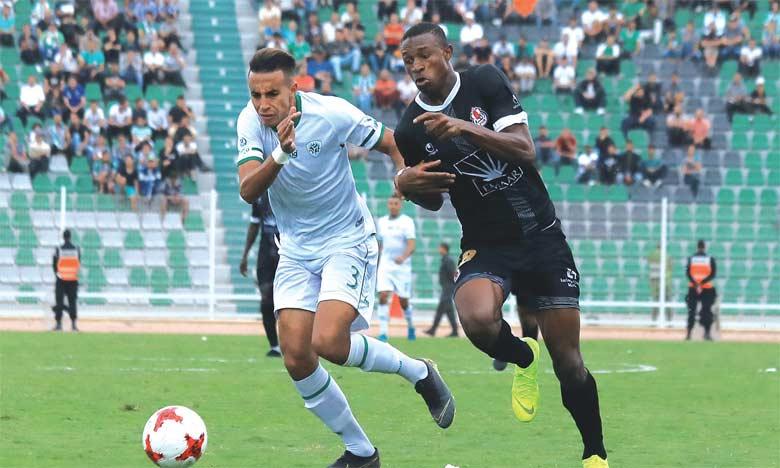 Le Mouloudia d'Oujda «inaugure» son stade par une victoire sur le FUS