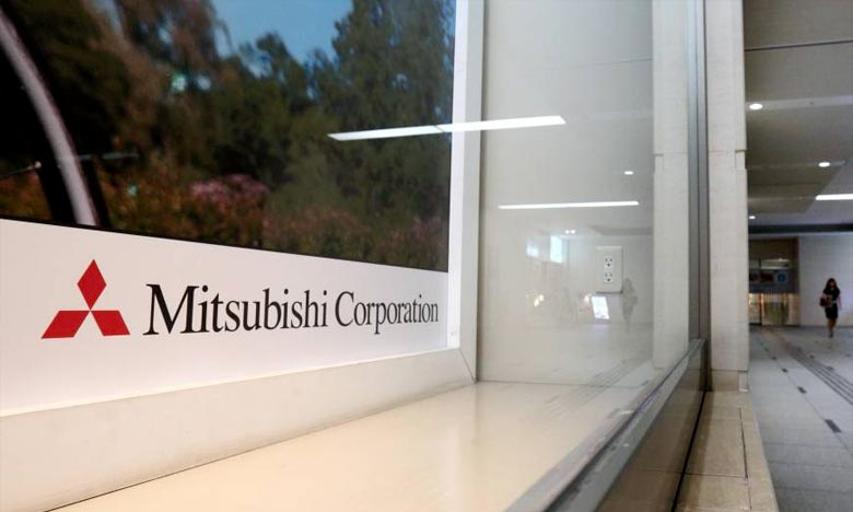 Le porte-parole de la société a déclaré qu'il s'agit de la première perte de ce type dans l'histoire de Mitsubishi.  Ph : AFP