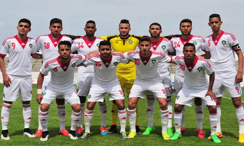 La sélection marocaine U23 participe à la CAN de l'UFOA