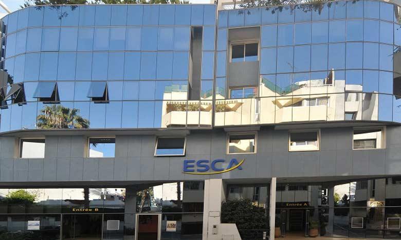 Nouvelle consécration internationale pour ESCA École de Management