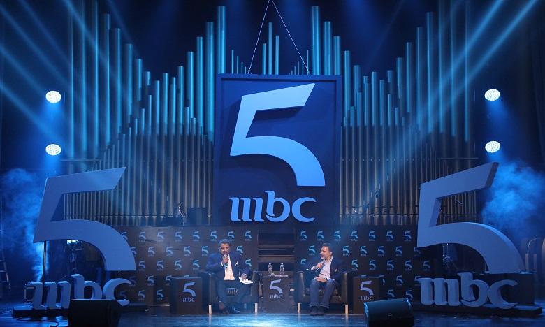 MBC5, le dernier né du groupe Mbc dédié au Maghreb