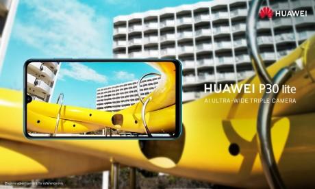 Huawei P30 lite bientôt sur le marché marocain