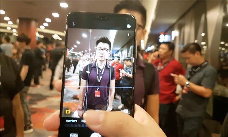 Huawei dément tout vol de brevets