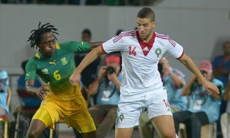Adel Taarabt content de revenir défendre les couleurs nationales