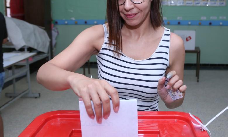 Présidentielle en Tunisie: participation de 16,3% à la mi-journée