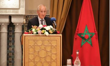 Lord Peter Ricketts : Le Royaume-Uni appelé  à développer ses relations avec le Maroc,  porte de l'Afrique