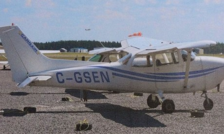 Québec: l'avion d'une élève pilote marocaine disparu