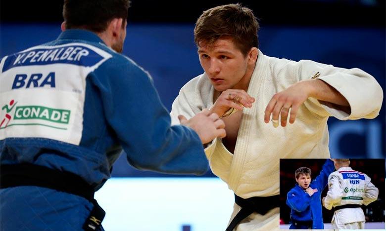 Jack Hatton était l'un des meilleurs judokas américains et avait remporté plusieurs médailles dans différentes compétitions à travers le monde», a indiqué la Fédération. Ph : AFP
