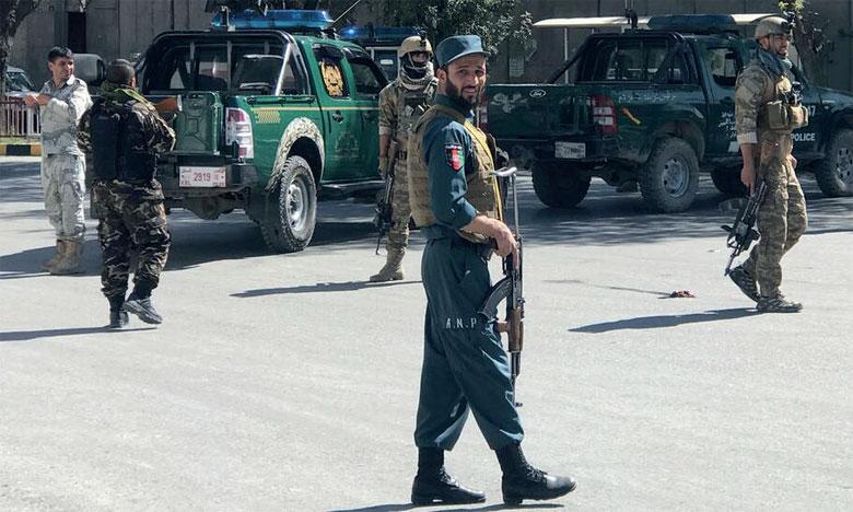 Deux attentats revendiqués par les talibans — Afghanistan