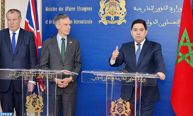 Sahara marocain: La Grande Bretagne réitère son plein soutien au processus onusien et aux efforts  du Maroc