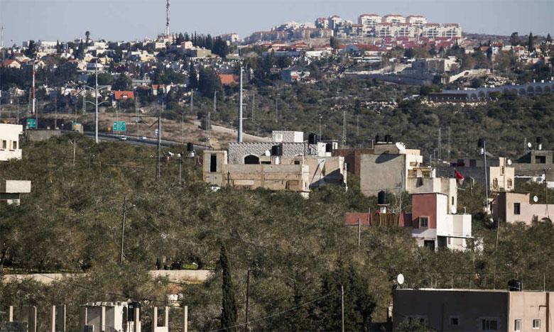 Le gouvernement israéliens légalise une colonie de Cisjordanie à deux jours des élections