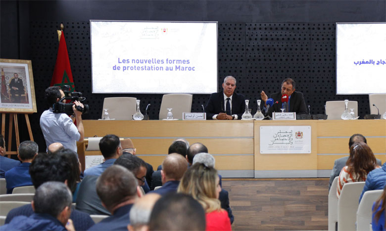 Le Conseil économique, social et environnemental plaide pour le renforcement des mécanismes de démocratie participative