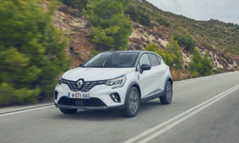 Le Renault Captur se réinvente