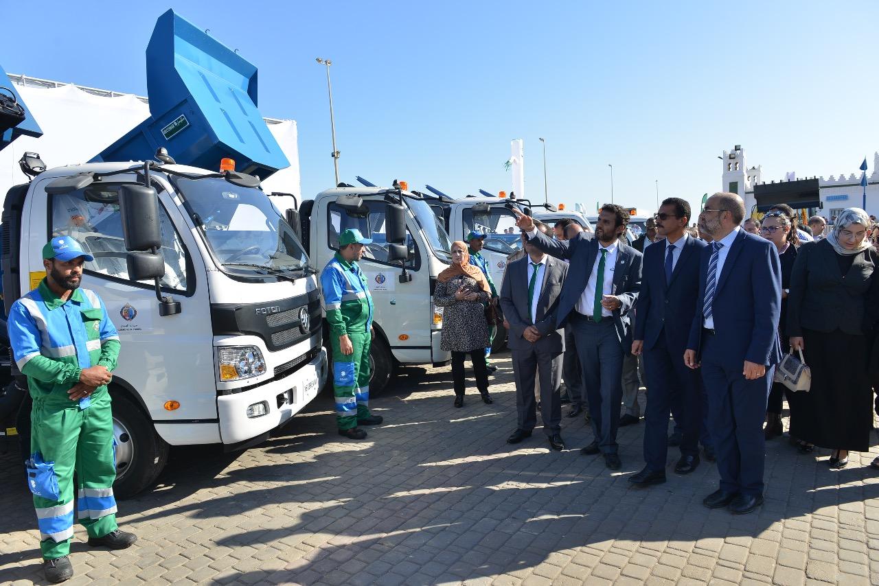Fnideq : la gestion déléguée des déchets ménagers confiée à Mecomar