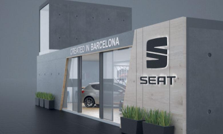 Des showrooms mobiles pour plus de proximité avec les clients