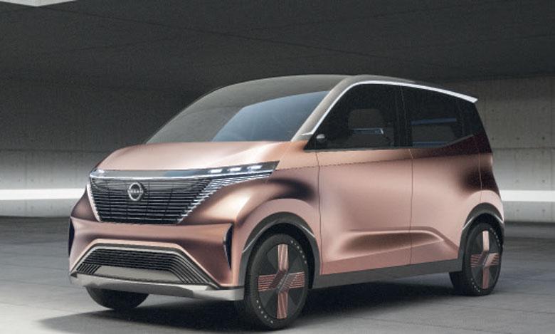 Nissan veut créer la micro-citadine parfaite