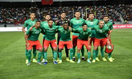 Le Maroc et le Gabon dos à dos à l'issue des 45 premières minutes