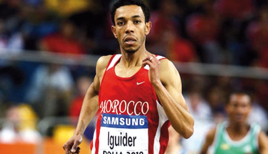 Abdelaati Iguider qualifié pour les demi-finales de 1.500m