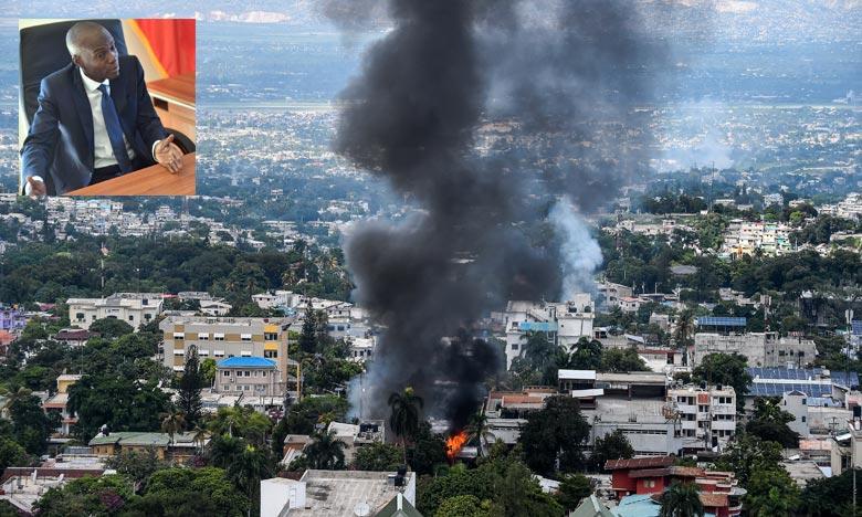 Crise politique en Haïti: le président exclut toute démission