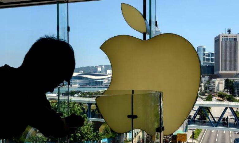 Selon les concepteurs de HongKongmap.live, Apple estimerait que l'application met «en péril le maintien de l'ordre et les habitants de Hongkong». Ph : AFP