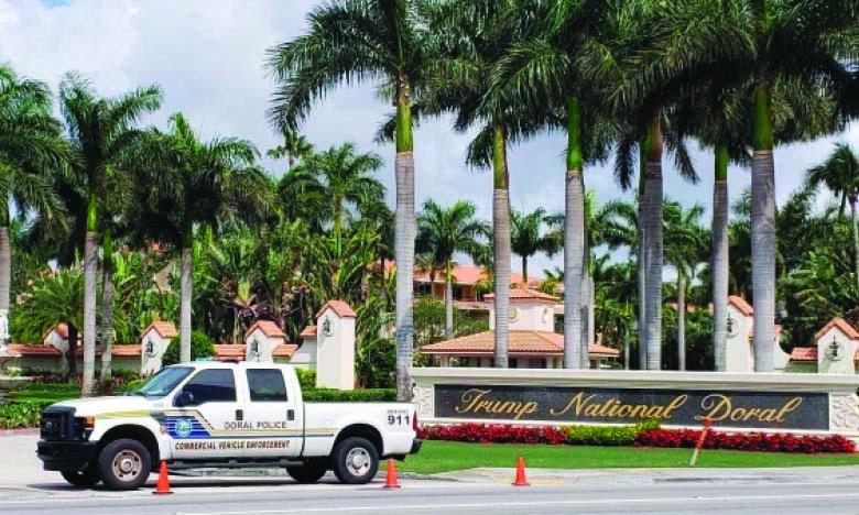 Donald Trump renonce à accueillir le prochain Sommet du G7  dans son hôtel de luxe en Floride