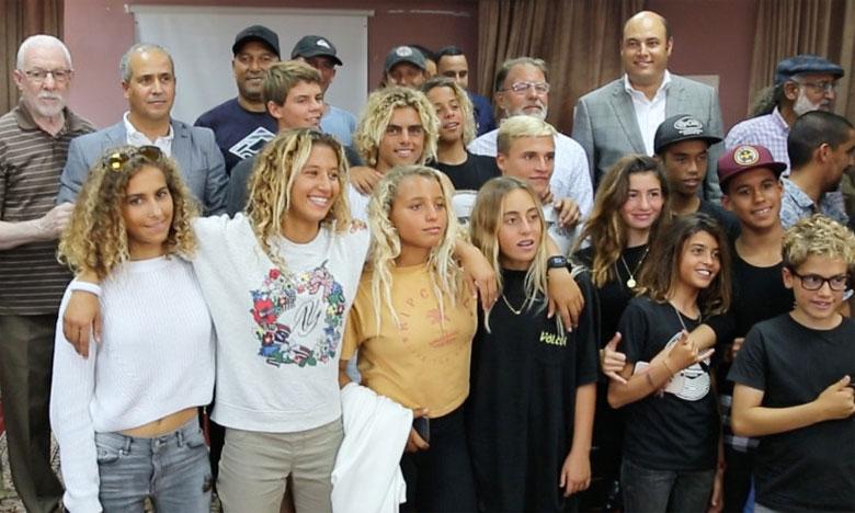 Les champions du Maroc honorés à Mohammedia