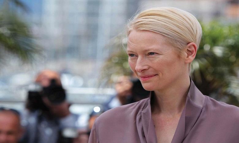 Tilda Swinto préside le jury de la 18éme édition