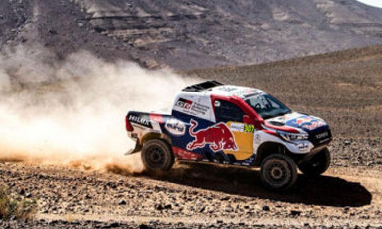 Le Sud-africain Giniel De Villiers remporte le Rallye  du Maroc 2019