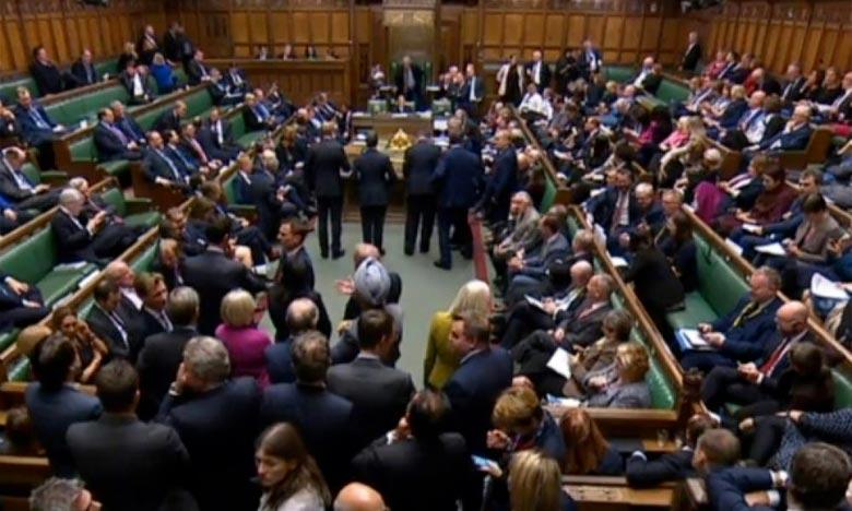 Les députés britanniques ont approuvé le projet du Premier ministre Boris Johnson de tenir des élections législatives anticipées le 12 décembre. Ph : AFP