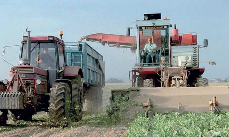 Ce programme vise  notamment le développement de la valorisation et de la commercialisation des produits agricoles.