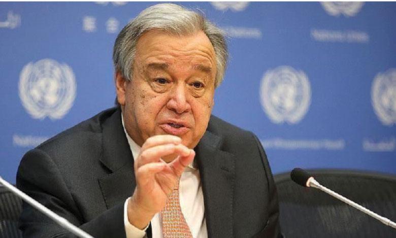 Le SG de l'ONU épingle le «polisario» pour les violations des droits de l'Homme dans les camps de Tindouf