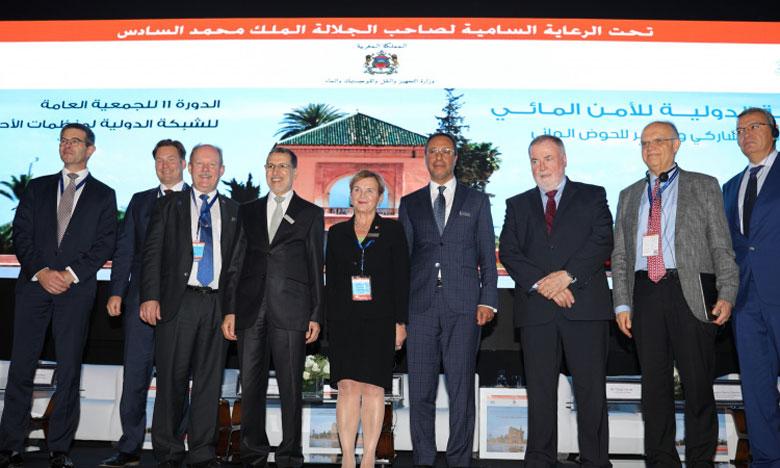 Le Sommet de Marrakech s'inscrit dans le processus des événements préparatoires  du 9e Forum mondial de l'eau qui aura lieu en mars 2021, à Dakar. Ph. S.B.