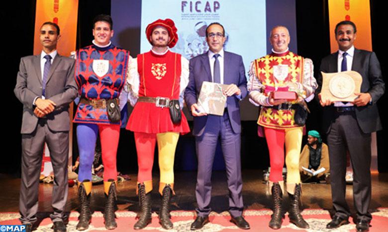 Le Festival international du conte et des arts populaires rend hommage à plusieurs artistes
