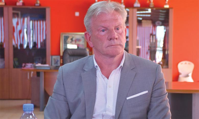Paul Put dévoile les contours de son projet sportif pour les Rouges