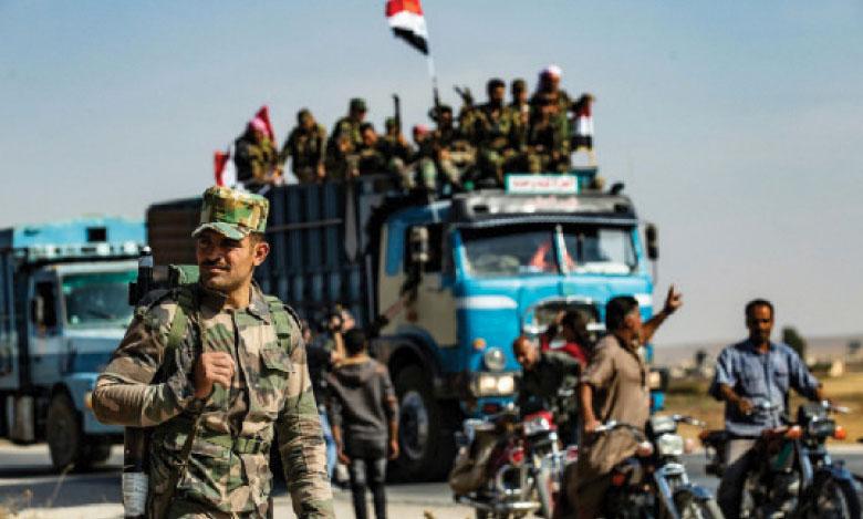 Erdogan appelle les forces kurdes à désarmer  et exclut toute trêve