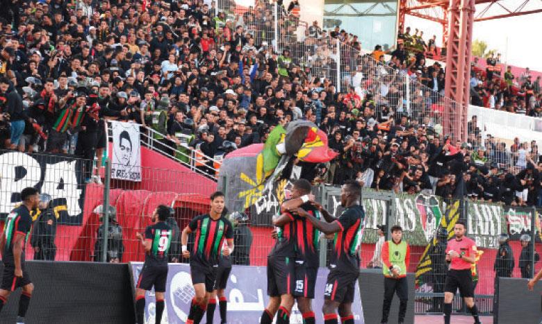 L'AS FAR s'adjuge la victoire dans le derby  de Rabat sur le terrain du FUS