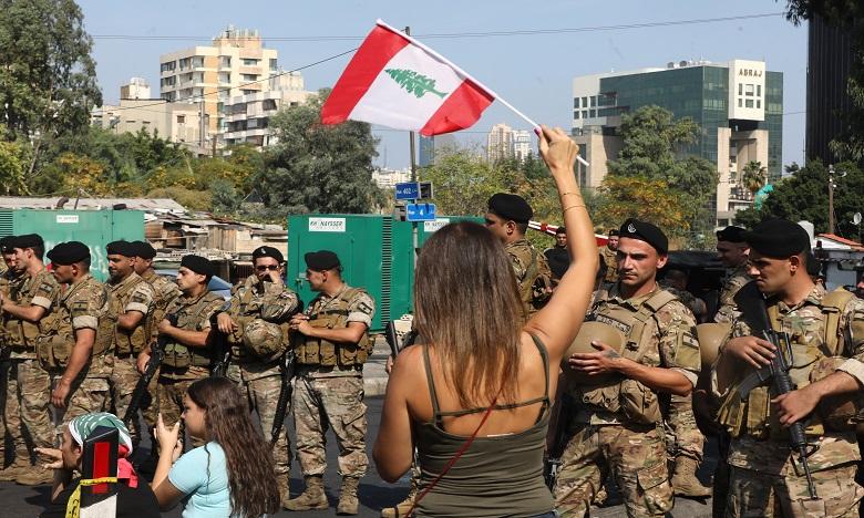 Liban: la rue ne lâche rien malgré les annonces du pouvoir