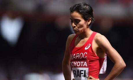 """Rabab Arafi : """"je ne pouvais pas rivaliser avec la concurrence"""""""