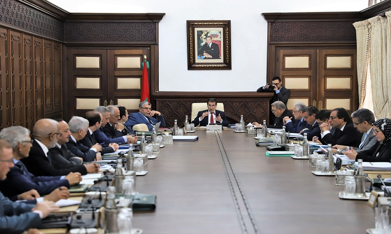 Le Conseil de gouvernement se réunit mardi