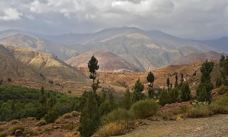 L'Association Volontariat & Solidarité de Santé avait lancé en 2016 cet ambitieux projet de caravanes médicales dans les régions enclavées du Maroc. Ph : DR