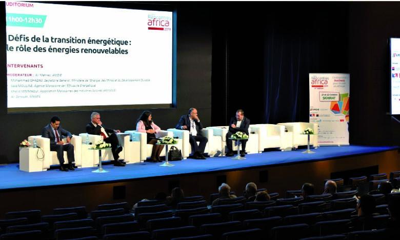 La stratégie énergétique marocaine mise en exergue à Skhirate