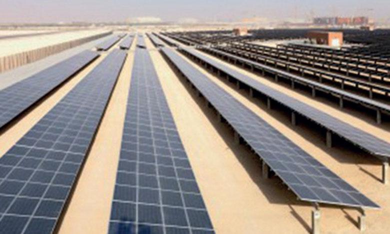 Inauguration du centre éducatif du village solaire d'ID Mjahdi