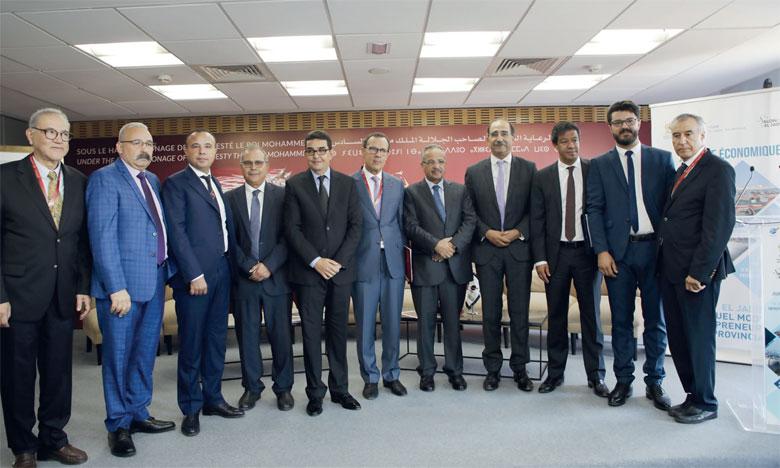La CGEM d'El Jadida-Sidi Bennour sur  un projet de modèle de développement